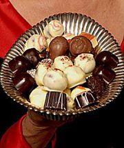 Пивной шоколад