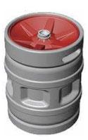 Пластиковый кег для пива