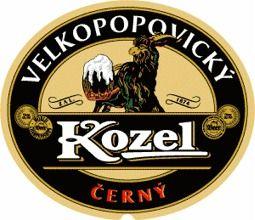 Velkopopovicky Kozel - Cerny