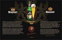 Пиво «Magnat»