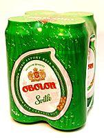 Пиво Обоолонь