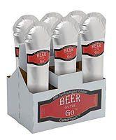 Пиво в пакетиках