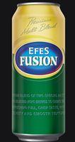 Пиво Efes Fusion теперь в банке