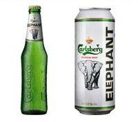 Пиво Carlsberg Elephant Beer