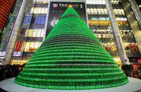 Ёлка Heineken