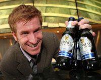 Guinness lager