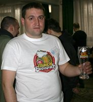 III Международный съезд коллекционеров пивной атрибутики в Минске