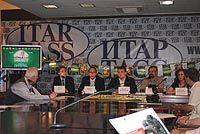 Пресс-конференция Русской традиции