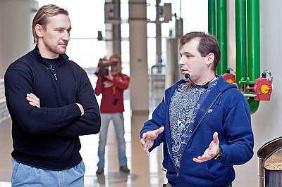 Алексей Ковалёв и Михаил Ершов