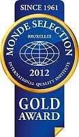 Monde Selection 2012