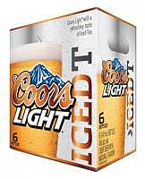 Пиво Coors Light Iced T