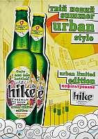 hike urban - новое нефильтрованное пиво в лимитированной серии
