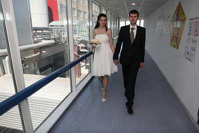 Александр Кобылин женился в День Пивовара