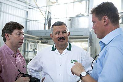 Юрий катунин, Рафаэль Агаев и Алексей Богер