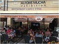 Černovar обосновался в самом сердце Праги – в ресторане U Tyna