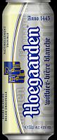Пиво Hoegarden в банке