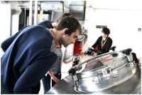 Хоккейный Клуб «Атлант» посетил пивоваренный завод