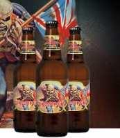 На пиво «Iron Maiden The Trooper» зафиксирован рекордный спрос.