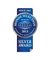 Очередная награда Monde Selection