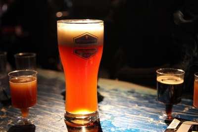 Первый Фестиваль Домашнего Пива в Москве