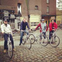 За пивом на велосипеде