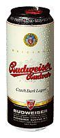 Budweiser Budvar Tmave в банке