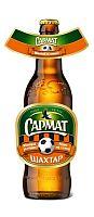 Cерия пива «Сармат Светлое» посвященная футбольному клубу «Шахтер».