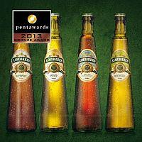 Московская Пивоваренная Компания завоевала бронзовую медаль конкурса Pentawards