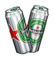 Heineken меняет дизайн банки