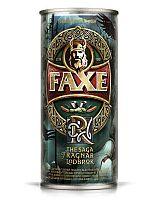 Сага о викинге украсит новую упаковку пива FAXE