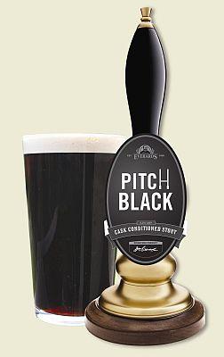 Everards Staut Pitch Black