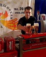 САН ИнБев» провел городской конкурс «Лучший бармен Волгограда