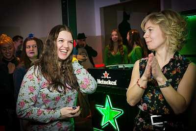 Heineken Star Serve
