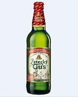Zatecky Gus меняет дизайн упаковки