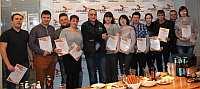 Мероприятие в рамках программы ответственного потребления алкоголя компании «САН ИнБев».