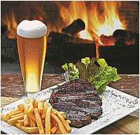 Шашлык и пиво