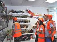 «САН ИнБев» пв рамках акции «Открытые пивоварни – 2015»,