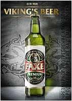FAXE представляет новый дизайн бутылки и этикетки