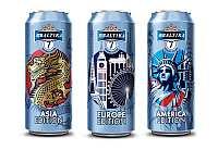 Три разновидности банки - «Europe Edition», «America Edition», «Asia Edition».