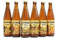 Лимитированная серия этикеток немецкого пива OeTTINGER Weiss