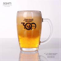 К юбилею Львовская пивоварня выпустила особую кружку