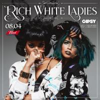 концерт группы Rich White Ladies, организованный BUD Alcohol Free и Gipsy