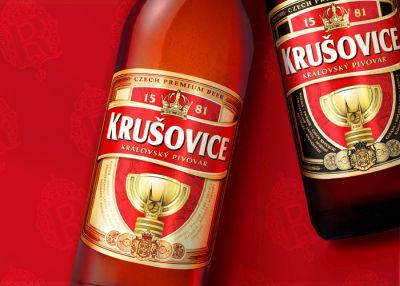 Лимитированный дизайн Krušovice к IIHF-2016