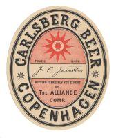 Пиво Jacobsen Export 1874