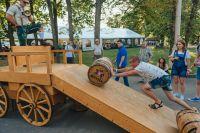 6 августа, более 50000 человек посетили 3-ий фестиваль немецких традиций Das Fest на ВДНХ.