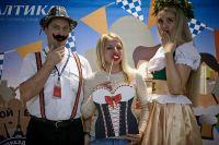 Октоберфест на «Балтике» в Новосибирске