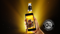 В продаже появится бутылка Miller Alcohol Free, оснащенная чипом NFC