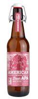 Лаборатория экспериментального пивоварения (ЛЭП) выпустила седьмой по счёту сорт крафтового пива - AMERICAN CHICKS American Pale Ale