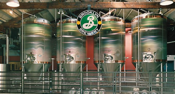 Carlsberg и Brooklyn Brewery открыли завод в Литве