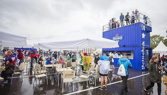HEINEKEN вновь поддержала Московский марафон
